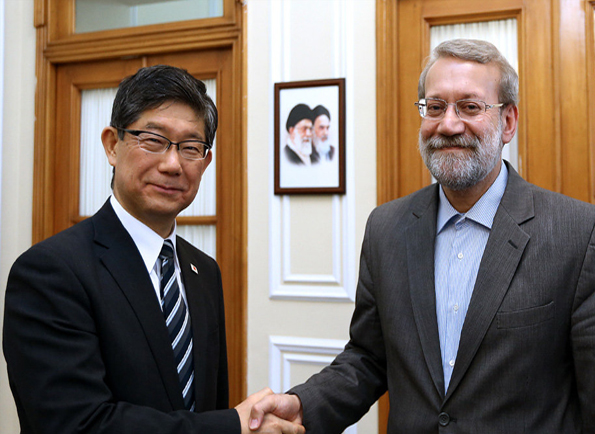 Time ripe for Iran-Japan cooperation post-JCPOA