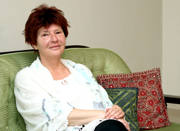 """If You Want Freedom, You Have to Fight for It,"" Says Jasna Baksic Muftic"