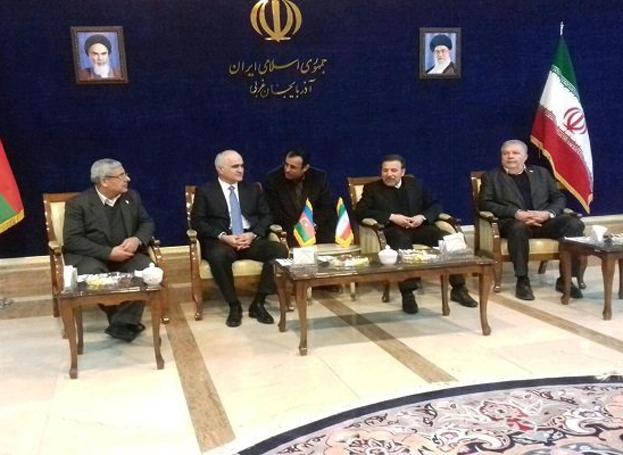 Boosting economic bonds with Iran top priority: Azeri minister