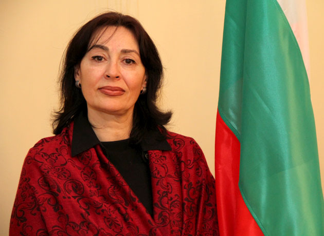 """""""No Unsolvable Matter Between Iran and Bulgaria,"""" States Tanya Mihaylova."""