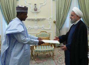 Iran determined to deepen ties with Africa, Nigeria/Major Iranian companies ready to advance developmental projects in Nigeria