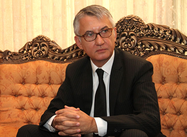 """""""This Is My Honest Honor to Be in Iran as a Representative of Serbia,"""" Says Serbian Ambassador to Iran."""