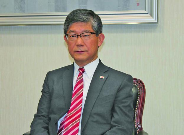 Toward expanding cordial relations between Japan and Iran