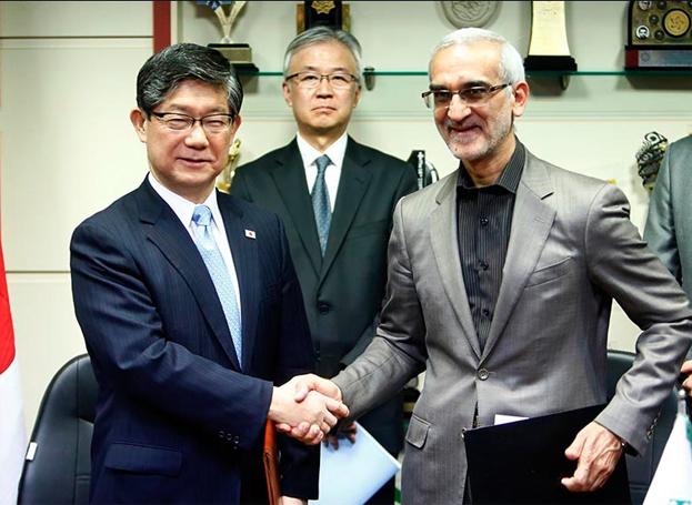 Japan to Help Cut Air Pollution in Smog-Choked Tehran