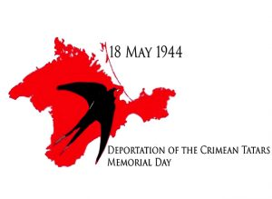 Press-release of the Embassy of Ukraine in Iran on the occasion of the 74th anniversary of Crimean Tatars' exile.