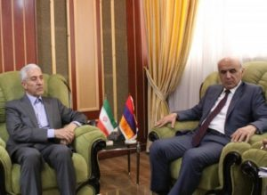 Iran, Armenia discuss increased science and technology co-op