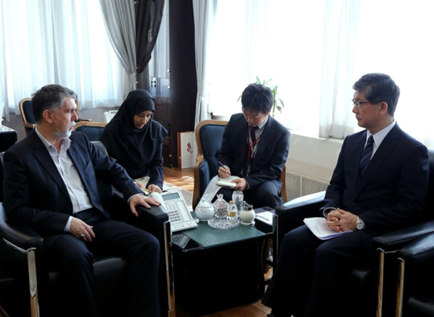 Book bridge in Tehran-Tokyo cultural diplomacy