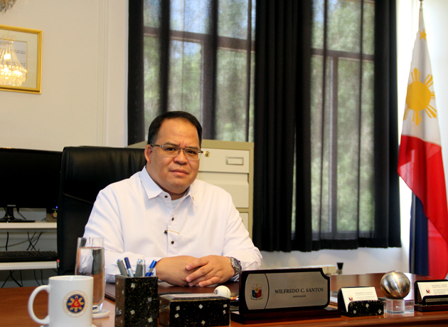 """PHL-Iran Relations Remain Strong. Economic Challenges to Inspire Greater Opportunities"", Says Philippine Ambassador"