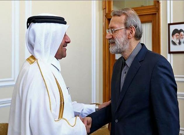 Regional states able to settle disputes through consultation: Larijani