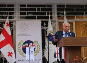 Georgian ambassador calls for win-win trade with Iran