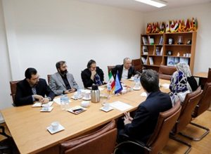 Academic exchanges of Australian, Austrian delegations with Beheshti University