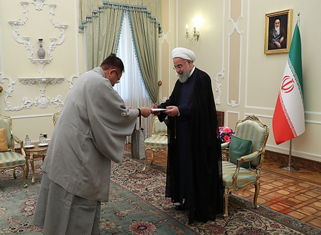 Iranian, Japanese private sectors' further cooperation essential