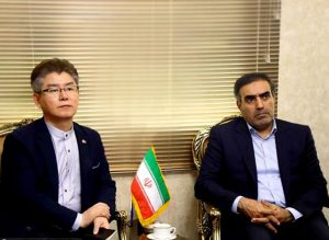 South Korean firms to stay in Iran despite US sanctions: Envoy