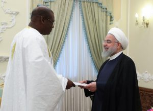 Strengthening ties with Africa Iran's priority: President