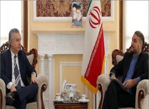 Iran, Brazil officials stress promotion of ties