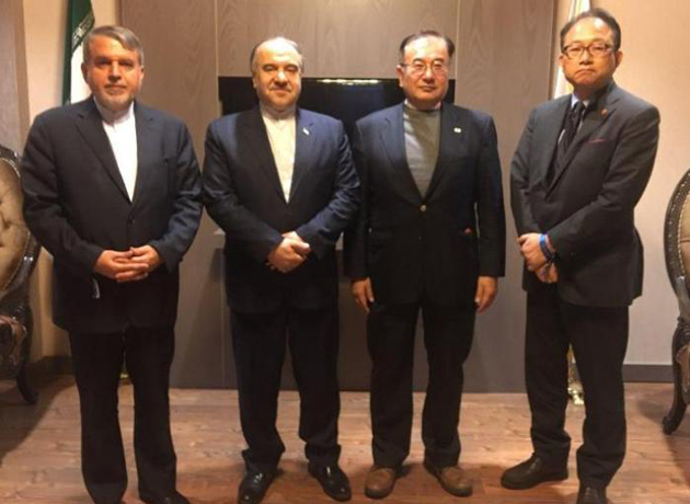 Iran ready to hold friendly football game with Japan team