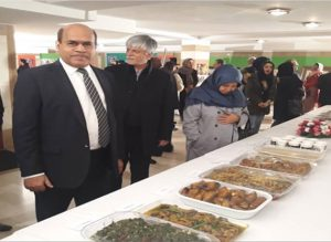 Bangladesh Embassy holds food festival in Tehran