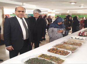Bangladesh Embassy holds food festival in Tehran