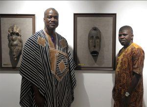 Côte d'Ivoire Art Exhibition Underway in Tehran