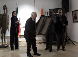 Ivory Coast honors Iranian filmmaker Khosro Sinai