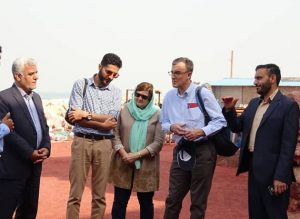 """Hormoz"" to welcome Australian tourists"