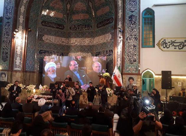 Ceremony to mark 1st anniversary of sunken ship's martyrs held