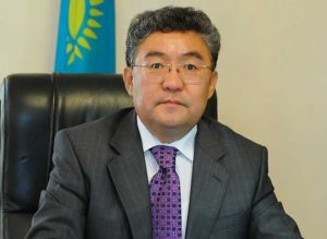 President Nazarbayev appointed new ambassador to Iran