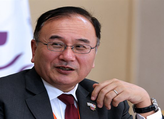 Envoy: Japan's will to continue oil imports from Iran not to change
