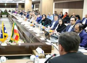 ICCIMA Hosts Tehran-Canberra Economic Conference