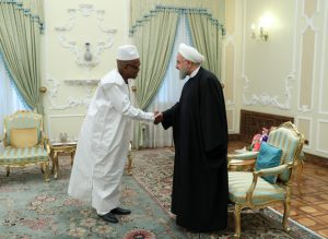 Iran, Sierra Leone develop cooperation in various sectors: President Rouhani