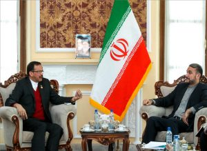 Iran welcomes national dialogue in Venezuela