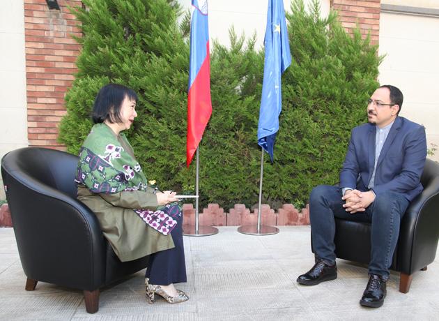 """Slovenia will promote a rule of law culture,"" Says Slovenian Ambassador."