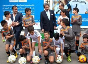 Embajador de Portugal: Carlos Queiroz tiene experiencia.