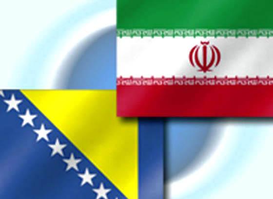 دیدار خداحافظی سفیر بوسنی و هرزگوین با رئیس مجلس شورای اسلامی