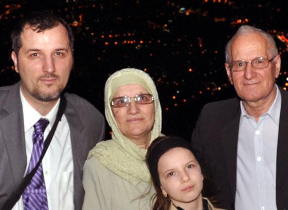 پای حرفهای سفیر بوسنی که تمام ایران را از شمال تا جنوب گشته است
