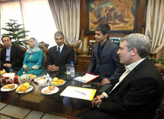 اعلام آمادگی پنج سفیر برای سرمایه گذاری در کیش