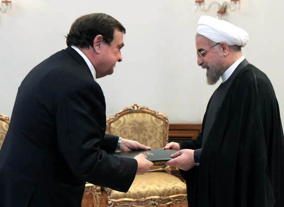 سفیر شیلی در دیدار با روحانی: بازگشایی سفارت سانتیاگو در تهران