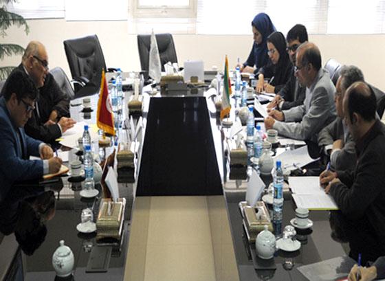 دیدار سفیر تونس با رئیس سازمان توسعه تجارت