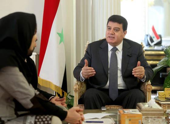 سفیر دمشق در تهران: ادعاهای ترکیه علیه روسیه دروغ است