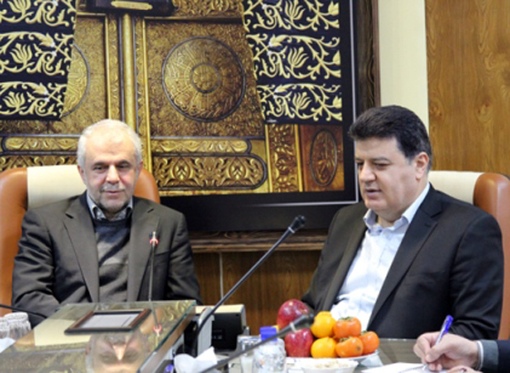 تاکید اوحدی و عدنان محمود بر از سرگیری سفر زائران ایرانی به سوریه