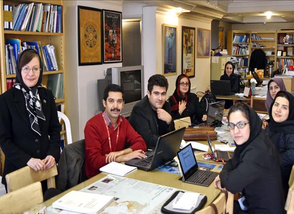 دوره آموزشی مرکز اطلاعات سازمان ملل متحد برای دانشجویان دکتری حقوق بین الملل