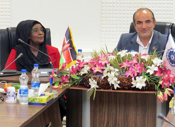 سفیر کنیا در ایران از صدور چای به لاهیجان خبر داد