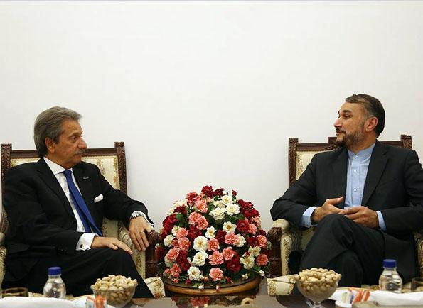دیدار خداحافظی سفیر پرتغال با دستیار رئیس مجلس در امور بینالملل