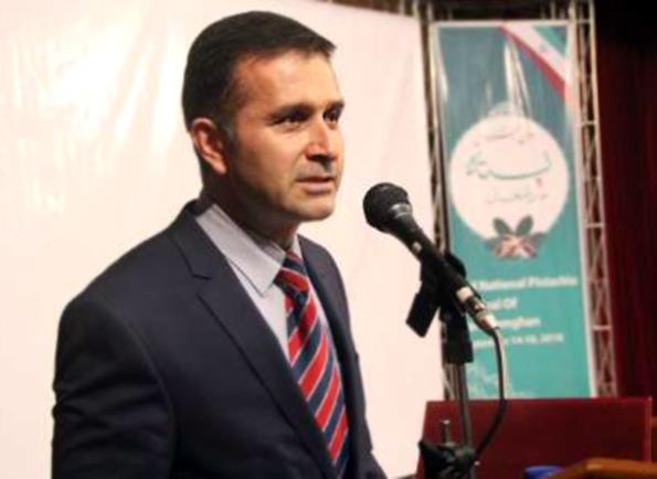 معاون سفیر تاجیکستان: تاجیکستان را به قطب های تولید پسته در آسیا میانه تبدیل می کنیم