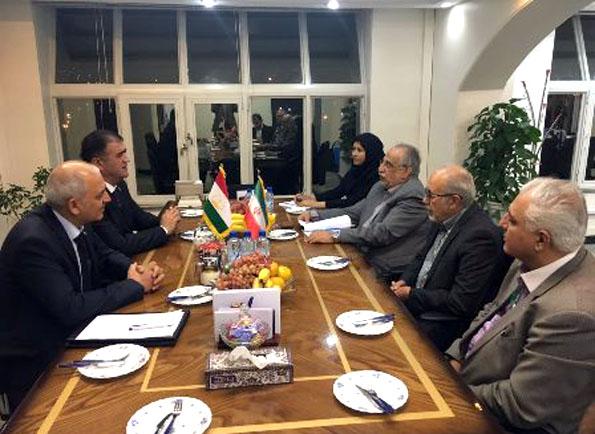 آغاز همکاریهای گمرکی میان ایران و تاجیکستان