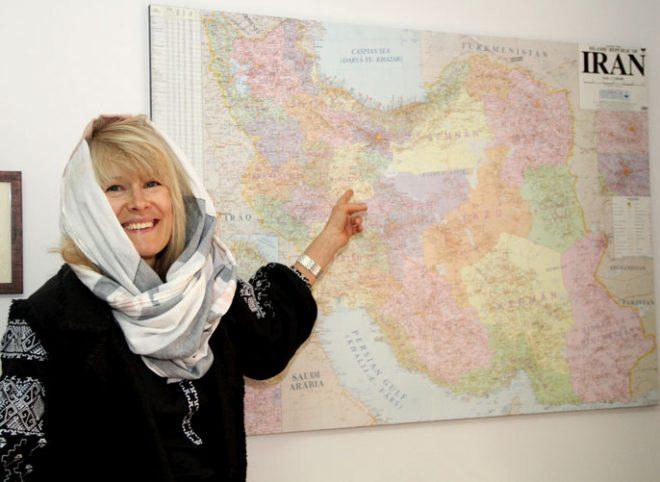ماریا دوتسنکو: با مقامات ایرانی در راستای ارتقای اهداف توسعه پایدار همکاری می کنیم