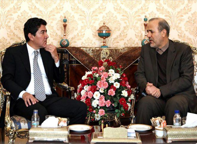 سفیر اکوادور: از گسترش مناسبات با ایران استقبال می نماییم