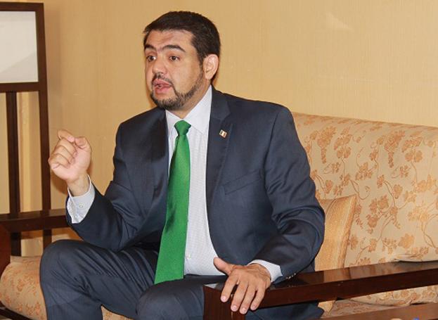 اعلام آمادگی سفیر مکزیک در ایران برای افزایش تعاملات دو کشور