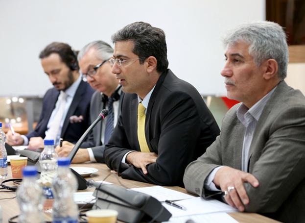 اتاق مشترک بازرگانی ایران و برزیل با حضور سفیر برازیلیا در تهران افتتاح شد