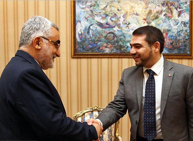 سفیر مکزیک در دیدار با بروجردی بر توسعه مراودات اقتصادی میان دو کشور تاکید کرد